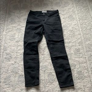 EUC - Everlane authentic stretch mid rise skinny